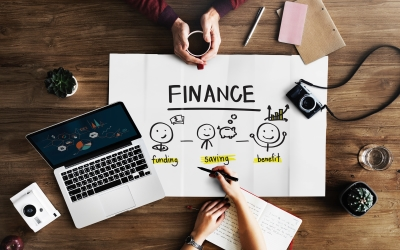 How do you finance your start-up company?