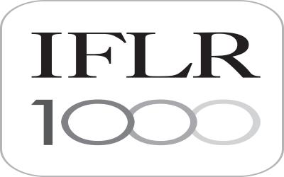 Uvrščeni smo na lestvico IFLR 1000
